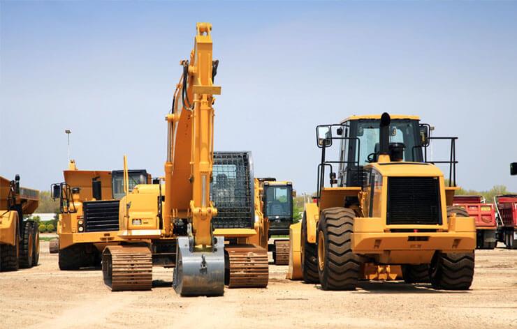 Heavy Equipment Asset Management