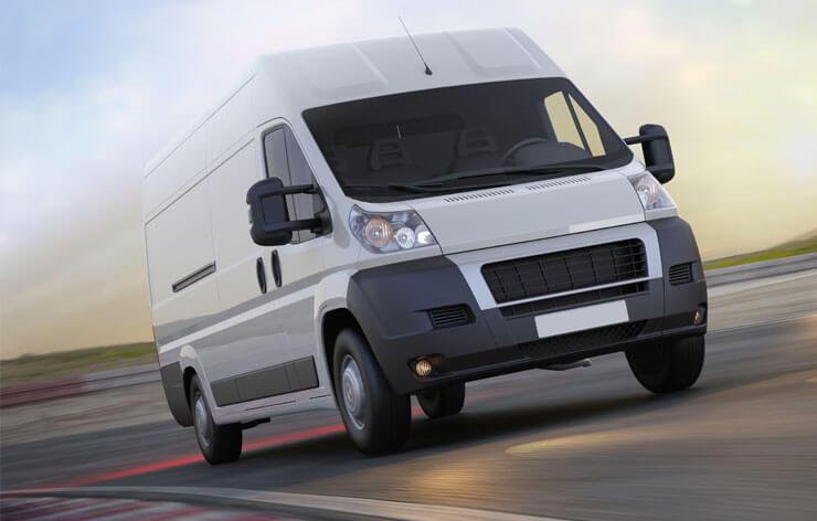 Commercial Fleet Vehicle