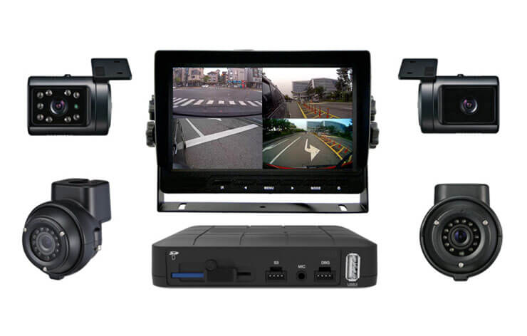 Dual Dash Cam System