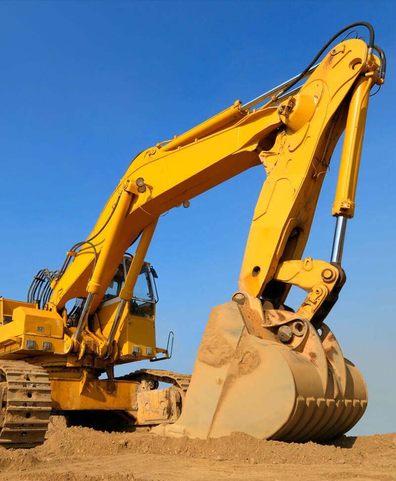 GPS Tracking for Construction Equipment
