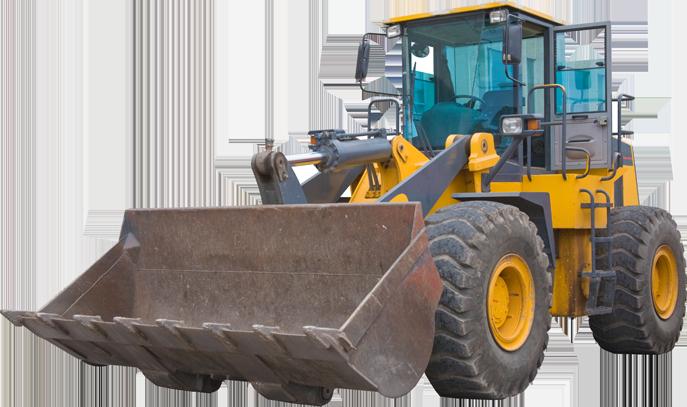 Asset Trackers Heavy Equipment