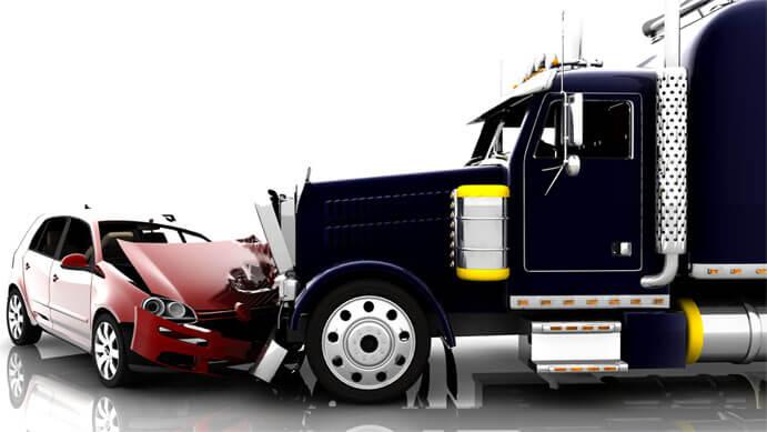 Truck Dashcam Accident Exoneration