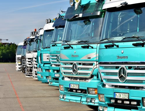 Have a Commercial Trucking Business? Here's What Kind of Insurance You Need!